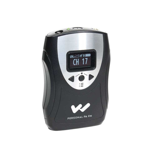 Williams Sound Personal PA T46 Body Pack Transmitter w/Handheld Microphone