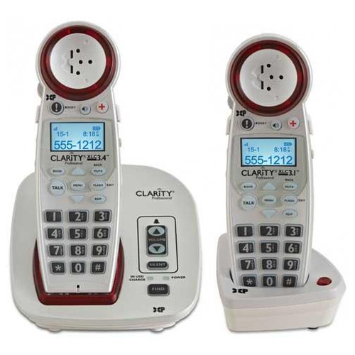 Clarity XLC3.4 Amplified 50dB Cordless Phone