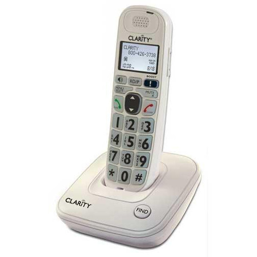 Clarity D704 DECT 6.0 Amplified 40dB Cordless Phone