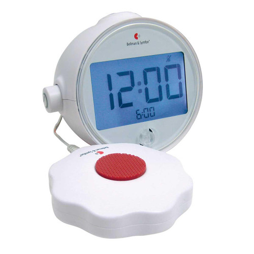 Bellman & Symfon Alarm Clock with Bed Shaker
