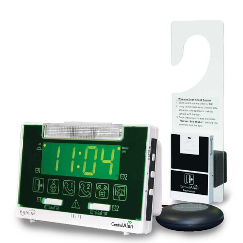 CentralAlert CA360H Door/Phone/Clock Hotel Notification System