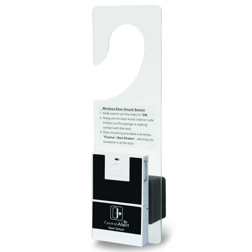 CentralAlert CA-DXH Notification System Door Knock Sensor