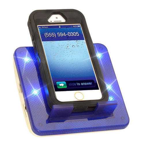 Serene Innovations RF-200 Amplified Flashing Cell Phone Ring Signaler