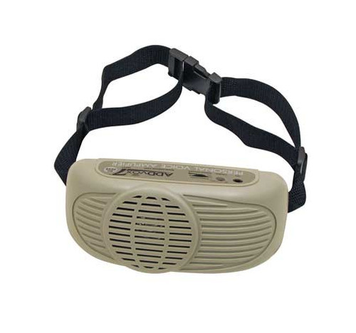 ADDvox7 Voice Speech Amplifier Set