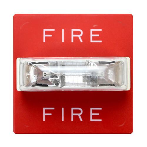 Hard-Wired 24VDC Fire Alarm Strobe Signaler