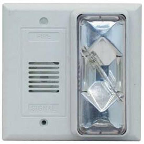 Hard Wired 24VAC Doorbell Loud Horn Flashing Strobe