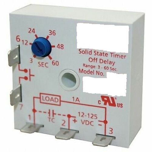 Hard-Wired Doorbell Timer Relay