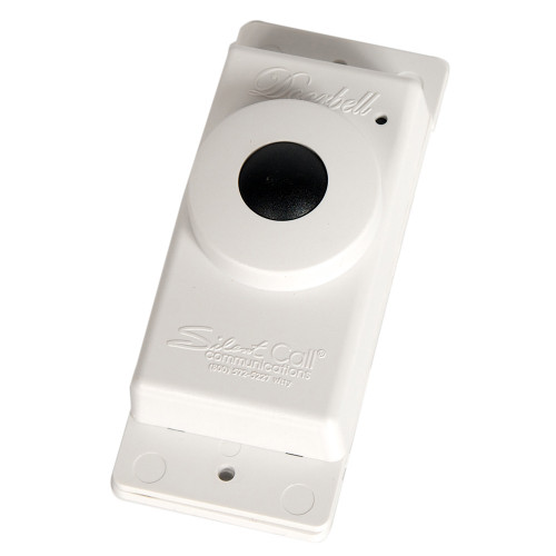 Silent Call Medallion Series Wireless Doorbell Transmitter