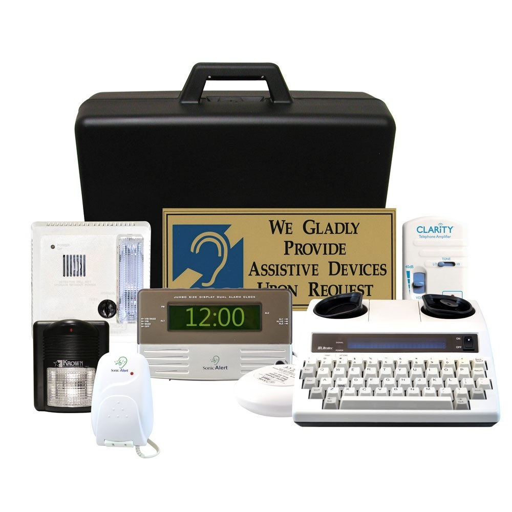 ADA Public Facility Guest Kits & Listening Systems