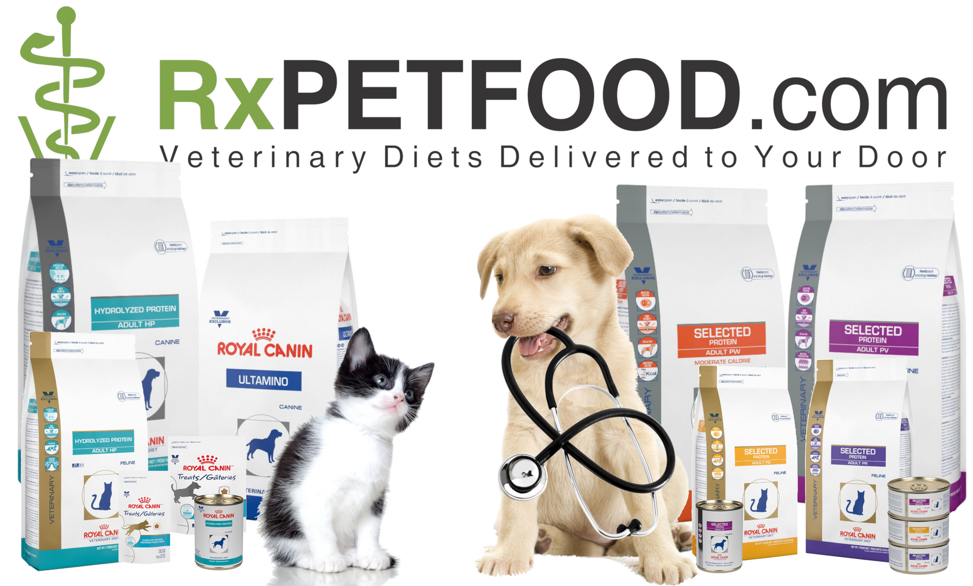 RxPetFood com - Veterinary Diets Delivered to Your Door