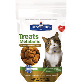 Metabolic Cat Treats (2.5 oz Pouch)