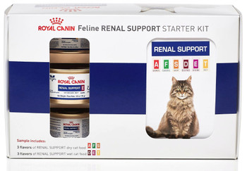 Royal Canin Feline Renal Support Starter Kit