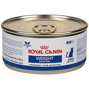 Royal Canin Weight Control Canned Cat Food (24/5.8 oz Cans)
