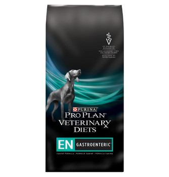 Purina Pro Plan Veterinary Diets EN Gastroenteric Dry Dog Food (32 lb)