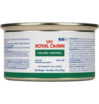 Royal Canin Veterinary Diets Calorie Control Canned Cat Food (24/5.8 oz Cans) Main