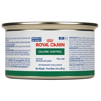 Royal Canin Veterinary Diets Calorie Control MIG Canned Cat Food (24/3 oz. Cans) Main 1
