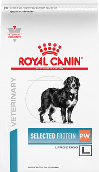 Royal Canin Canine Selected Protein PW Whitefish Large Breed Dry