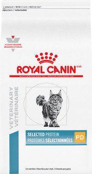Royal Canin Selected Protein Adult PD Dry Cat Food (8.8 lb)