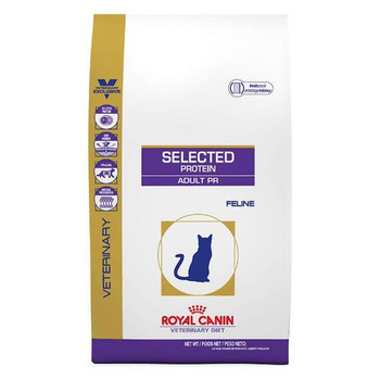Royal Canin Selected Protein Adult PR Dry Cat Food (8.8 lb)