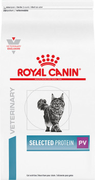 Royal Canin Selected Protein Adult PV Dry Cat Food (8.8 lb)