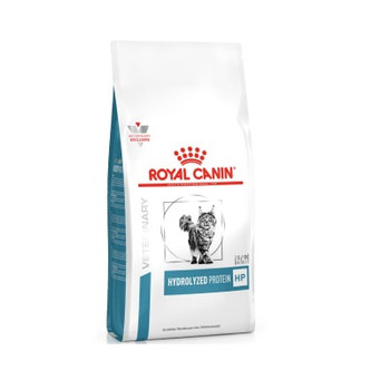 Royal Canin Veterinary Diet Hydrolyzed Protein Adult HP Dry Cat Food (17.6 lb) (New Packaging)