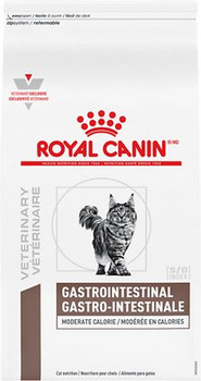 Royal Canin Gastrointestinal Mod. Calorie Cat Food (7.7 lb)