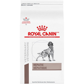 Royal Canin Hepatic Dry Dog Food (26.4 lb)