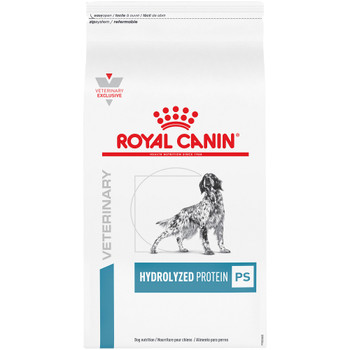 Royal Canin Veterinary Diet Hydrolyzed Protein Adult PS Potato and Soy Dry Dog Food (24.2 lb)