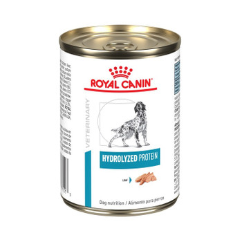 Royal Canin Veterinary Diets Canine Hydrolyzed Protein Canned (24/13.7 oz Cans) (New Packaging)