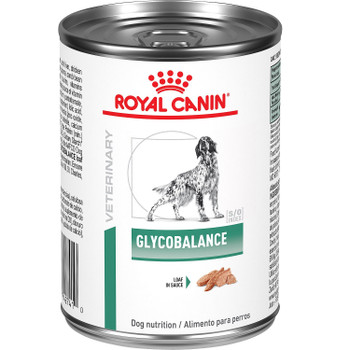 Royal Canin Veterinary Diets Canine Glycobalance Canned (24/13.4 oz Cans) (New Packaging)