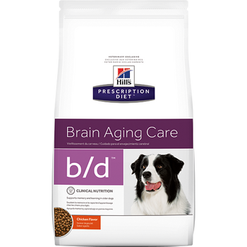 Hill's Prescription Diet b/d Brain Aging Care Dry Dog Food (17.6 lb)