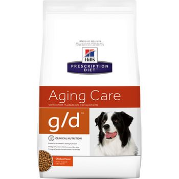 Aging Care g/d Dry Dog Food (8.5 lb)