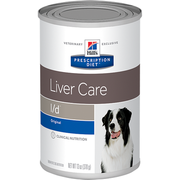 Liver Care l/d Wet Dog Food (12/13 oz Cans)