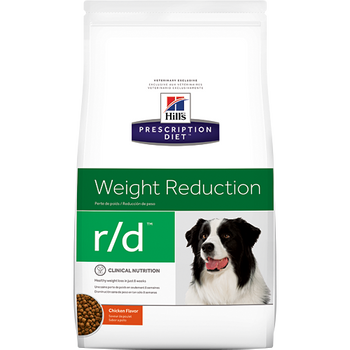Weight Reduction r/d Chicken Flavor Dry Dog Food (27.5 lb)