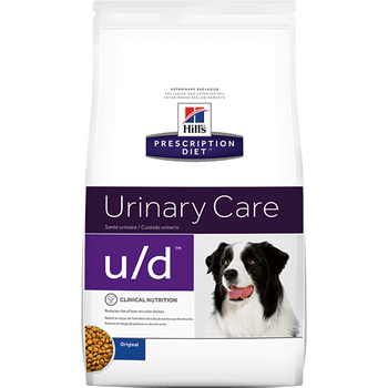 Urinary Care u/d Dry Dog Food (8.5 lb)