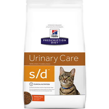 Urinary Care s/d Dry Cat Food (4 lb)