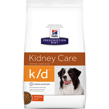 Kidney Care k/d Dry Dog Food (27.5 lb)