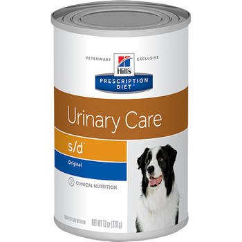 Urinary Care s/d Wet Dog Food (12/13 oz Cans)