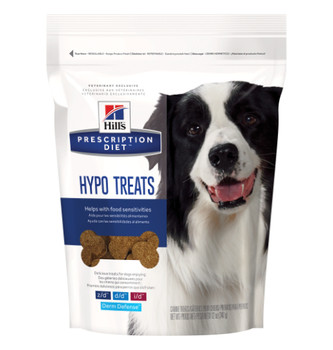 Hill's Prescription Diets Canine Hypo Treats (12 oz. Pouch)