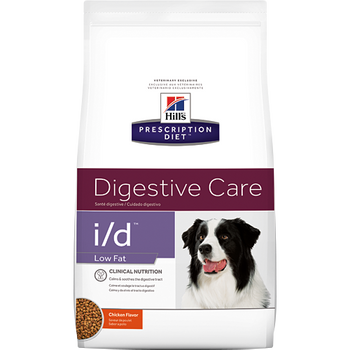 Digestive Care i/d Low Fat Chicken Flavor Dry Dog Food (8.5 lb)