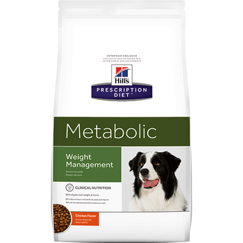 Metabolic Chicken Flavor Dry Dog Food (27.5 lb)