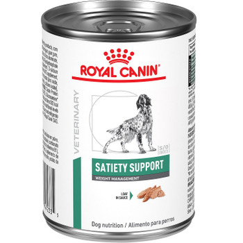 Royal Canin Veterinary Diets Canine Satiety Support Canned (24/13.4 oz Cans) (New Packaging)