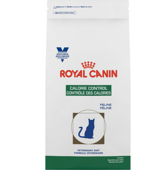 Royal Canin Veterinary Diets Calorie Control Dry Cat Food (6.6 lb) Main