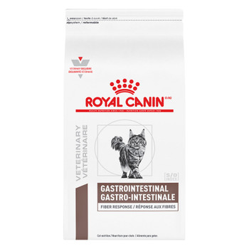 Royal Canin Veterinary Diet Gastrointestinal Fiber Response Dry Cat Food (8.8 lb)