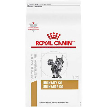 Royal Canin Veterinary Diet Urinary SO Dry Cat Food (17.6 lb)