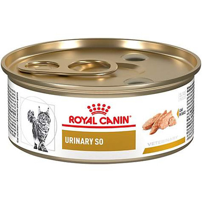Royal Canin Veterinary Diets Urinary SO Canned Cat Food (24/5.8 oz Cans) Main