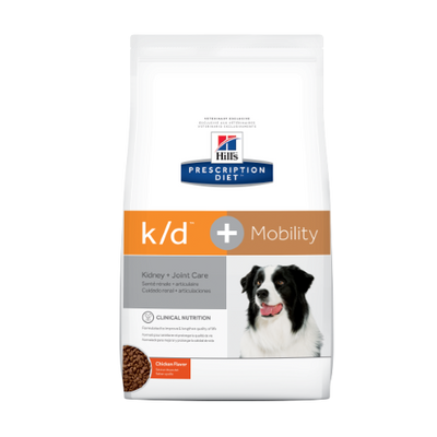 Hills Kidney & Joint Care k/d + Mobility Dry Dog Food (17.6 lb)