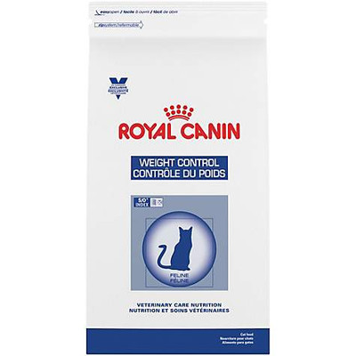 Royal Canin Weight Control Dry Cat Food (17.6 lb)