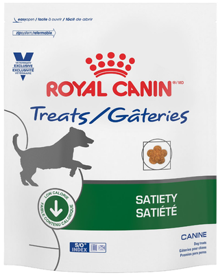 Royal Canin Satiety Treats for Dogs (17.6 oz)