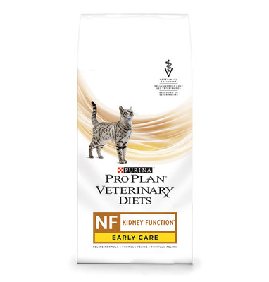 Purina Pro Plan Veterinary Diets NF Kidney Function Early Care Cat Food (8 lb)